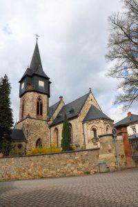 St. Gangolf Kirche