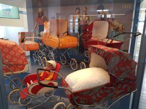 Kinderwagen-Ausstellung