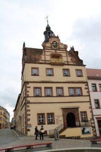 Rathaus von Colditz