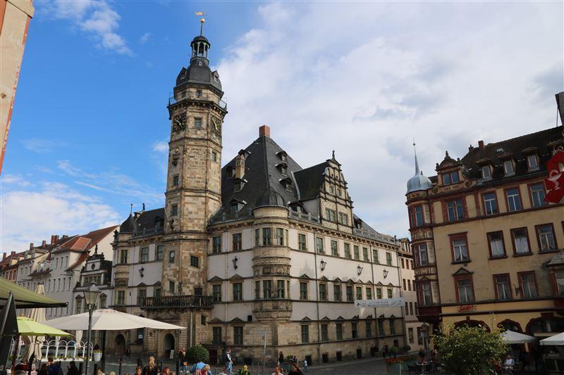Rathaus Altenburg am Markt
