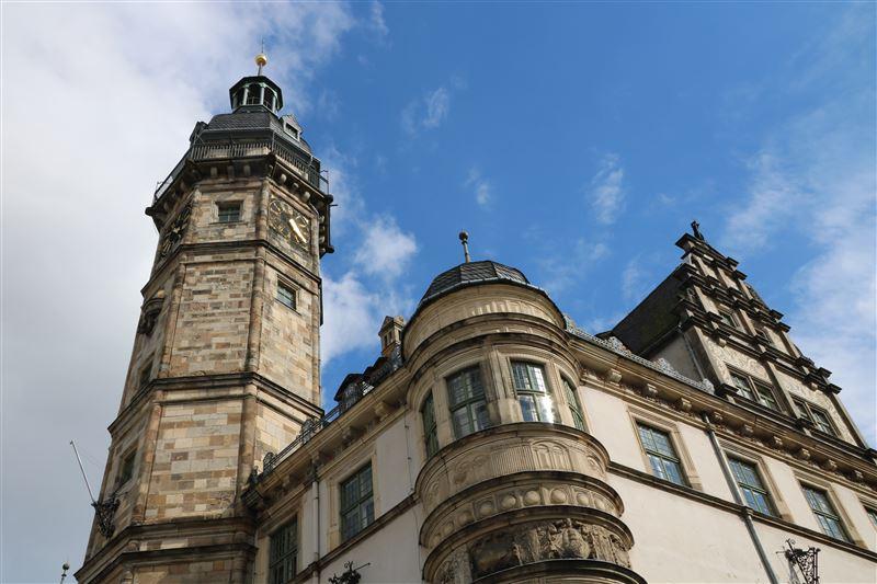 Photo of Rathaus Altenburg Meisterwerk des Landbaumeisters Gromann von 1564
