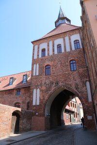 Kütertor in Stralsund