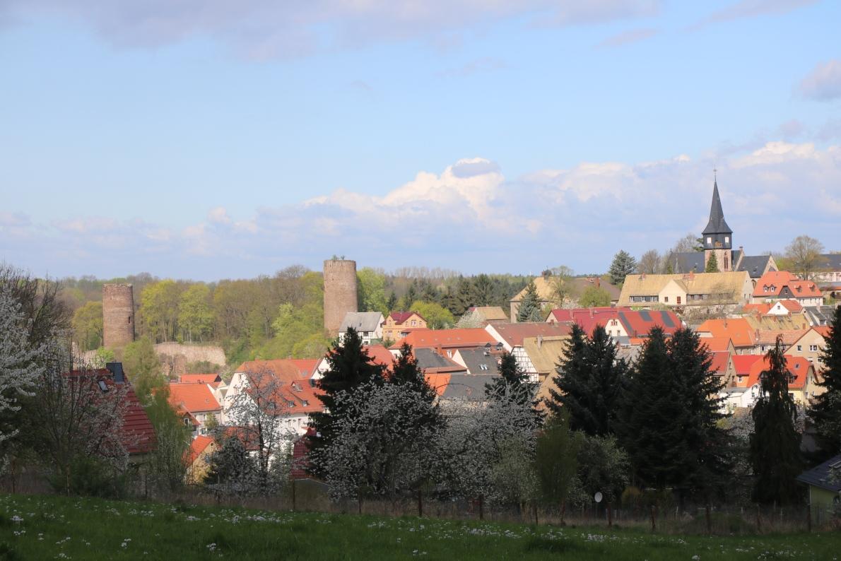 Photo of Burg Kohren In Kohren-Salis, der Ort der Töpfer