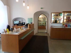 Museum und Shop