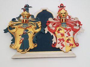 Wappen derer von Einsiedeln