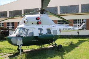 Mi 2 Helikopter