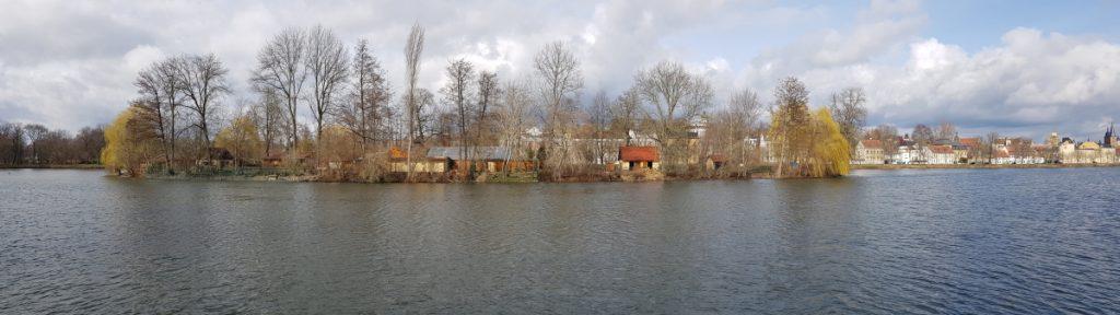 Inselzoo im Großen Teich