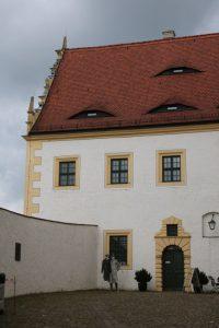 Eingang zum Flucht-Museum