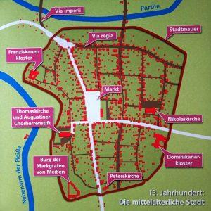 Leipzig im 13. Jahrhundert