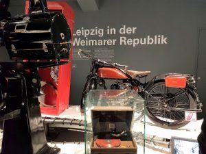 Leipzig in den 20iger Jahren